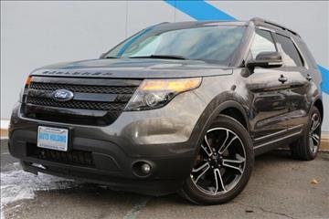 2015 Ford Explorer for sale in Mountain Lakes, NJ