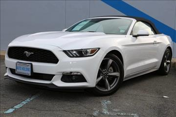 2015 Ford Mustang for sale in Mountain Lakes, NJ