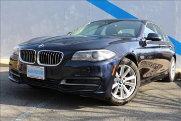 2014 BMW 5 Series for sale in Mountain Lakes, NJ