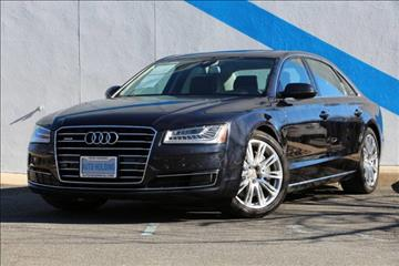 2015 Audi A8 L for sale in Mountain Lakes, NJ