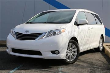 2014 Toyota Sienna for sale in Mountain Lakes, NJ