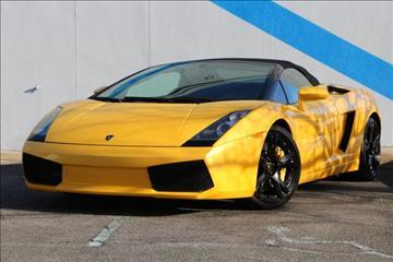 2008 Lamborghini Gallardo for sale in Mountain Lakes, NJ