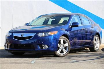 2012 Acura TSX for sale in Mountain Lakes, NJ