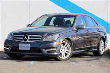 2013 Mercedes-Benz C-Class for sale in Mountain Lakes, NJ
