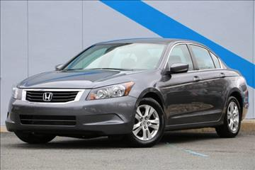 2010 Honda Accord for sale in Mountain Lakes, NJ
