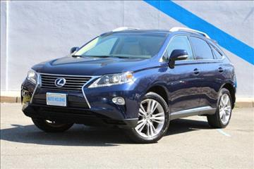 2015 Lexus RX 450h for sale in Mountain Lakes, NJ