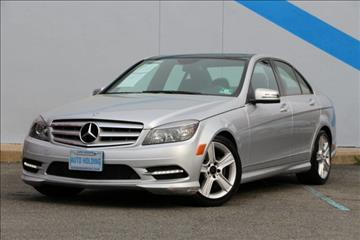 2011 Mercedes-Benz C-Class for sale in Mountain Lakes, NJ