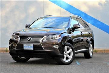 2013 Lexus RX 350 for sale in Mountain Lakes, NJ