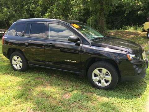 2014 Jeep Compass for sale in Hamilton, AL