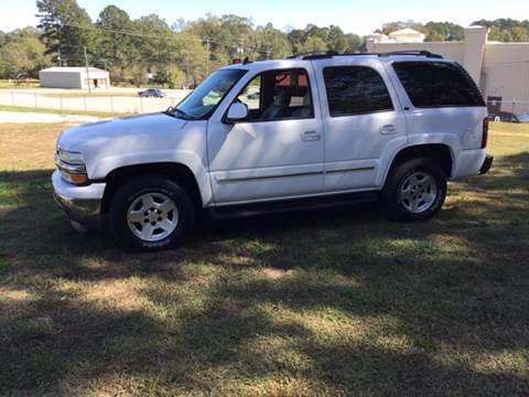 2006 Chevrolet Tahoe for sale in Hamilton, AL