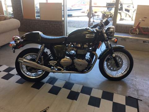 2013 Triumph Thruxton for sale in Hamilton, AL