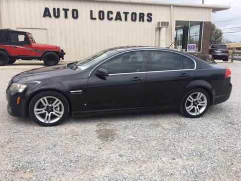 2009 Pontiac G8 for sale in Hamilton, AL