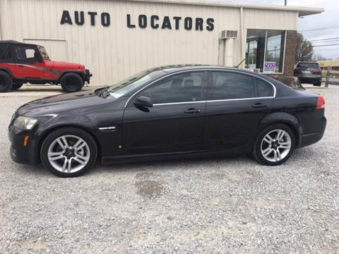 2009 Pontiac G8 for sale in Hamilton, AL