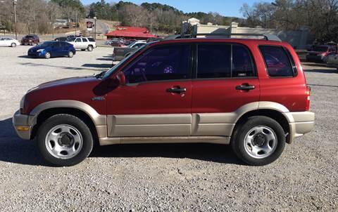 2001 Suzuki Grand Vitara for sale in Hamilton, AL