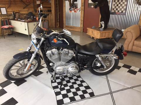 2007 Harley-Davidson Sportster 883 for sale in Hamilton, AL