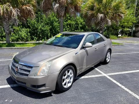 2008 Cadillac CTS for sale in Largo, FL