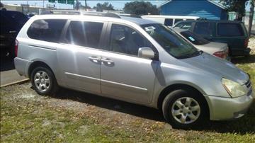 2008 Kia Sedona for sale in Largo, FL