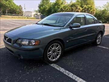 2002 Volvo S60 for sale in Largo, FL