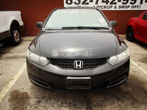 2009 Honda Civic for sale in Houston, TX
