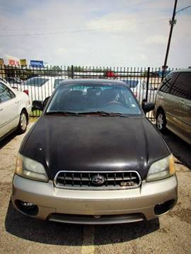 2003 Subaru Outback for sale in Houston, TX