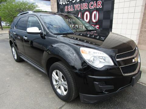 2015 Chevrolet Equinox for sale in Omaha, NE
