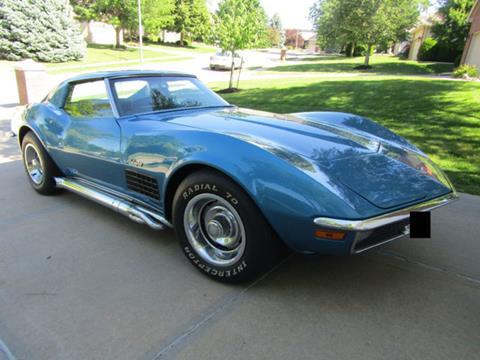1971 Chevrolet Corvette for sale in Omaha, NE