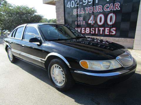 1998 Lincoln Continental for sale in Omaha, NE