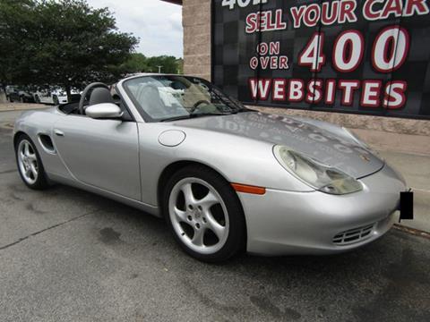 2001 Porsche Boxster for sale in Omaha, NE