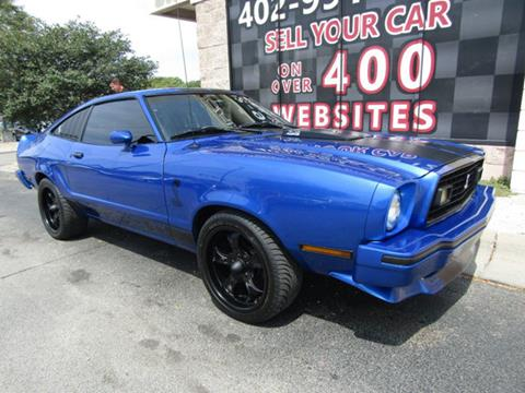 1978 Ford Mustang II for sale in Omaha, NE