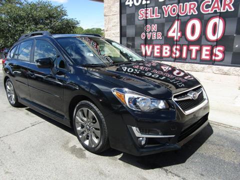 2016 Subaru Impreza for sale in Omaha, NE