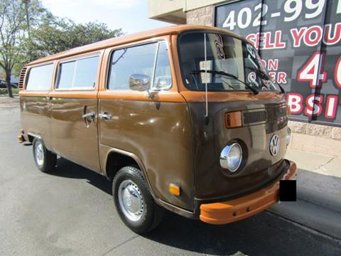 1979 Volkswagen Bus for sale in Omaha, NE