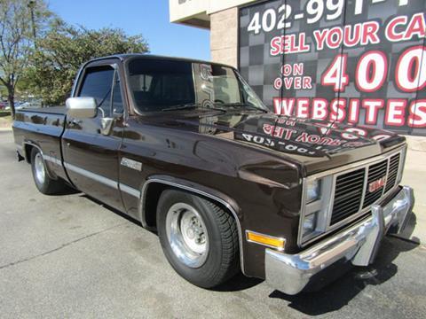 1987 GMC R/V 1500 Series for sale in Omaha, NE