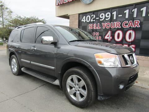 2012 Nissan Armada for sale in Omaha, NE