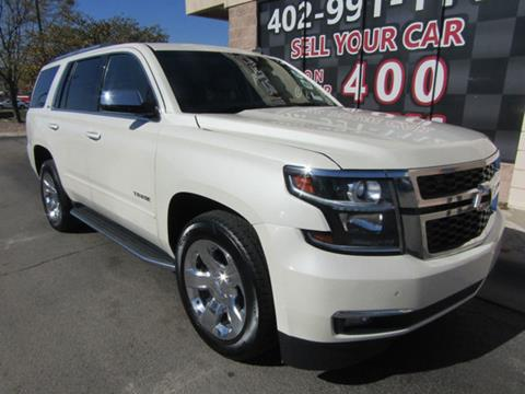 2015 Chevrolet Tahoe for sale in Omaha, NE
