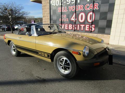 1975 MG MGB for sale in Omaha, NE