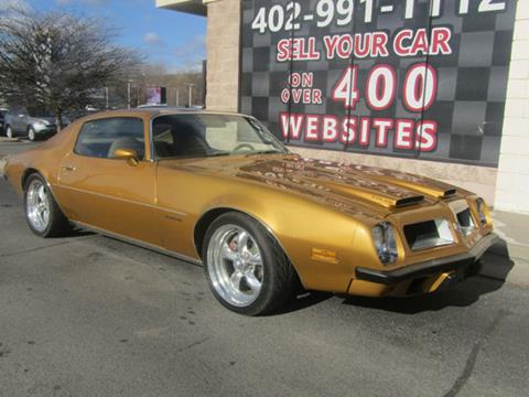 1974 Pontiac Firebird for sale in Omaha, NE