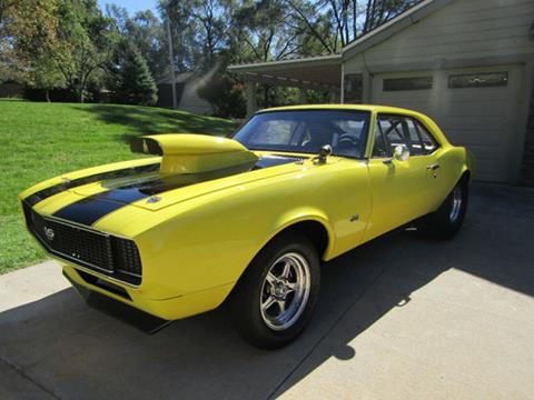 Used 1967 Chevrolet Camaro For Sale