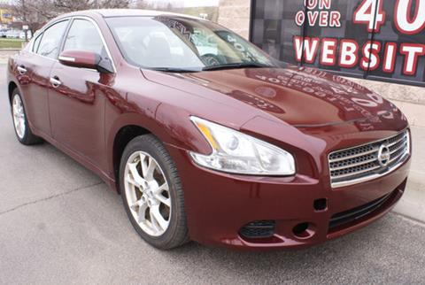 2012 Nissan Maxima for sale in Omaha, NE