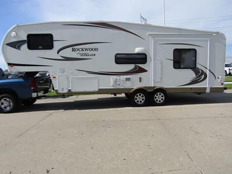 2011 Rockwood Ultra Lite B265WS for sale in Omaha, NE