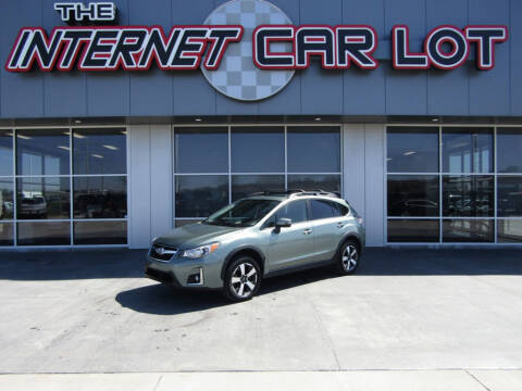 2016 Subaru Crosstrek Hybrid Touring for sale at THE INTERNET CAR LOT in Omaha NE