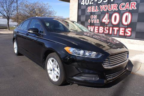 2013 Ford Fusion for sale in Omaha, NE