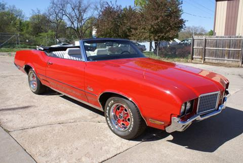 1972 Oldsmobile Cutlass Supreme for sale in Omaha, NE