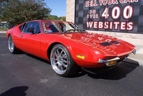 Pantera Car For Sale >> De Tomaso Pantera For Sale Carsforsale Com