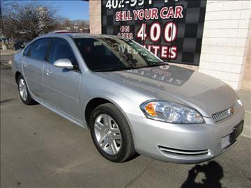2012 Chevrolet Impala for sale in Omaha, NE