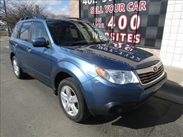 2010 Subaru Forester for sale in Omaha, NE