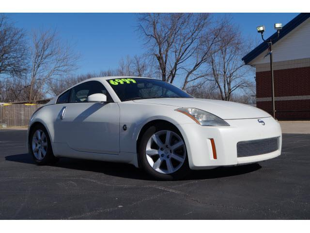 2004 Nissan 350z Enthusiast 2dr Coupe In Broken Arrow Ok Chase