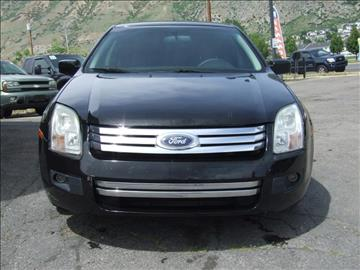 2007 Ford Fusion for sale in Pleasant Grove, UT