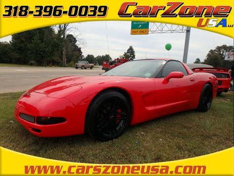 2000 Chevrolet Corvette for sale in West Monroe, LA