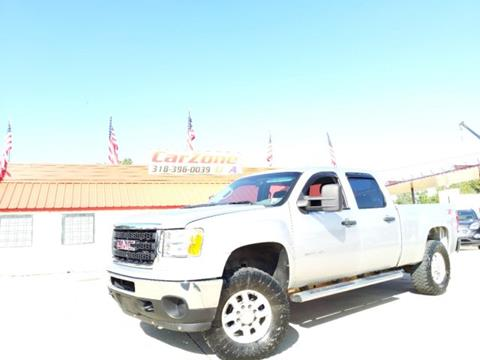 2013 GMC Sierra 2500HD for sale at CarZoneUSA in West Monroe LA