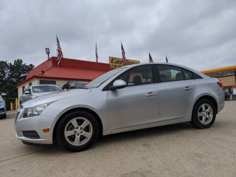 2012 Chevrolet Cruze for sale at CarZoneUSA in West Monroe LA